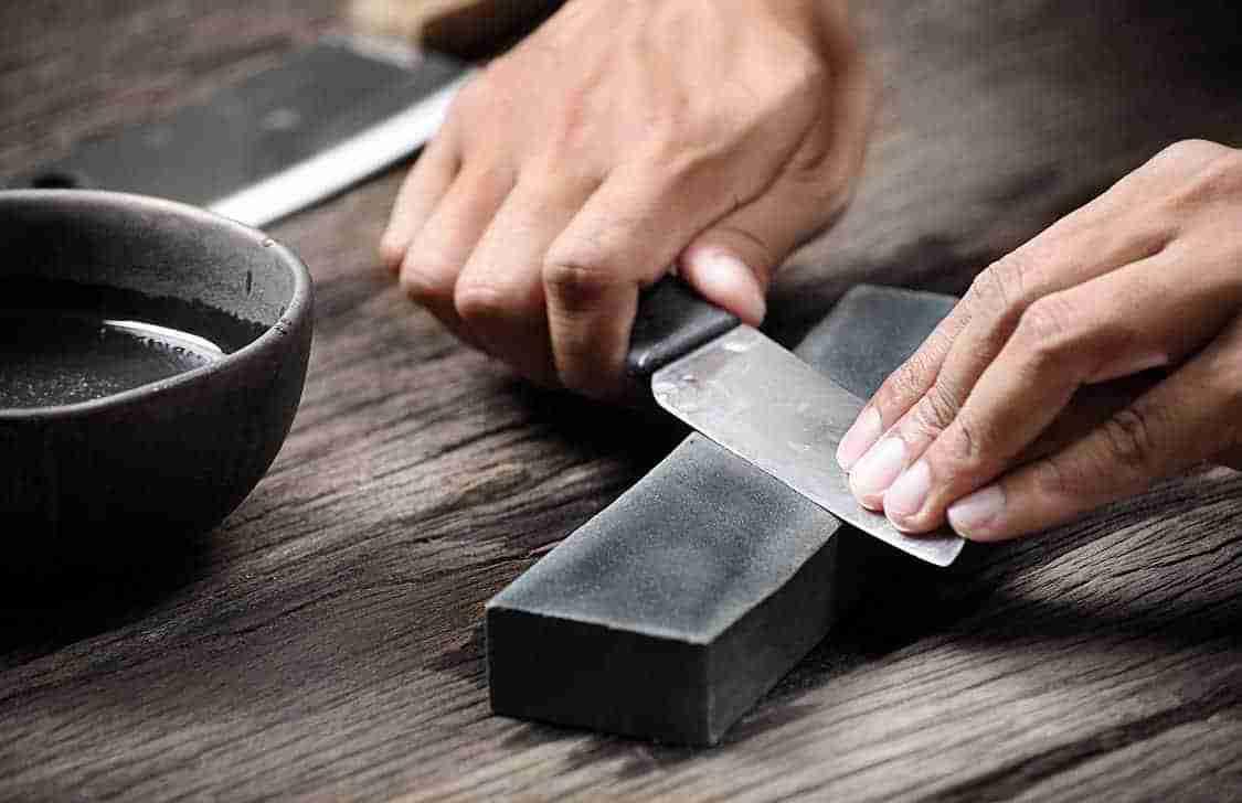 Edge Affilatore Affila Coltelli Acciaino Affilatura Cucina Utensile NOVITA/'