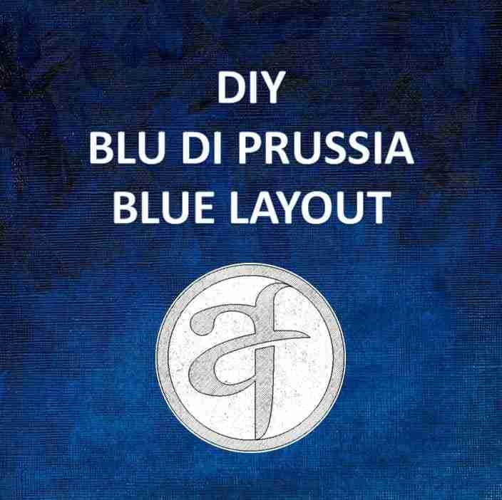 prusia azul