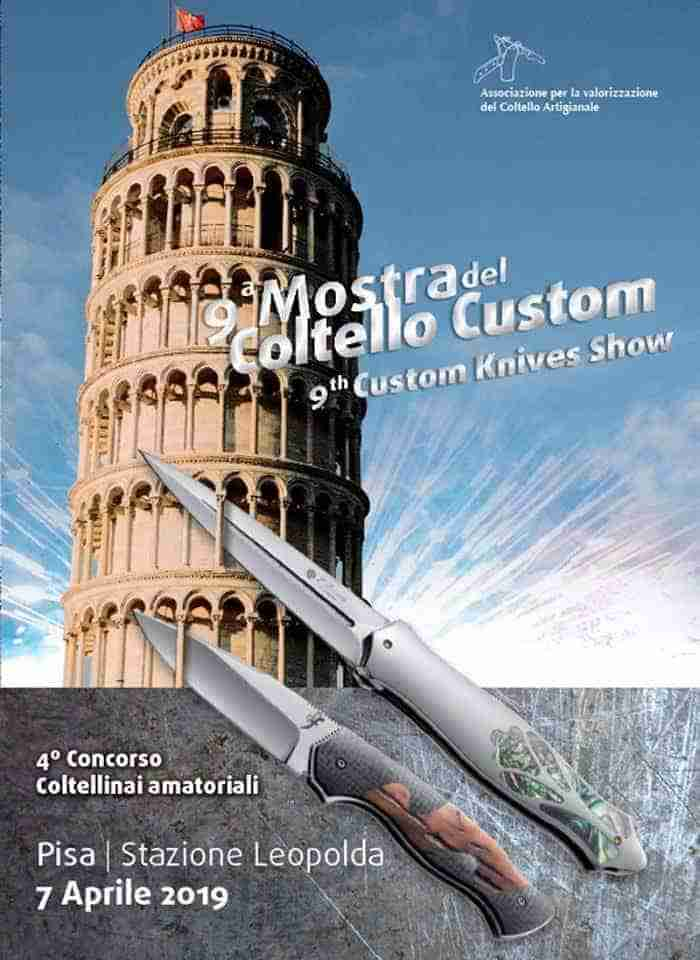 Mostra del coltello custom