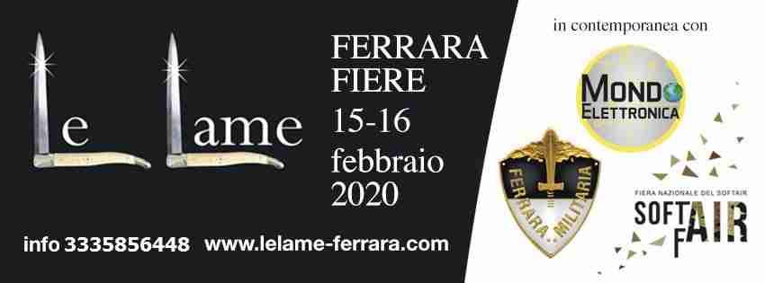 The Ferrara Blades