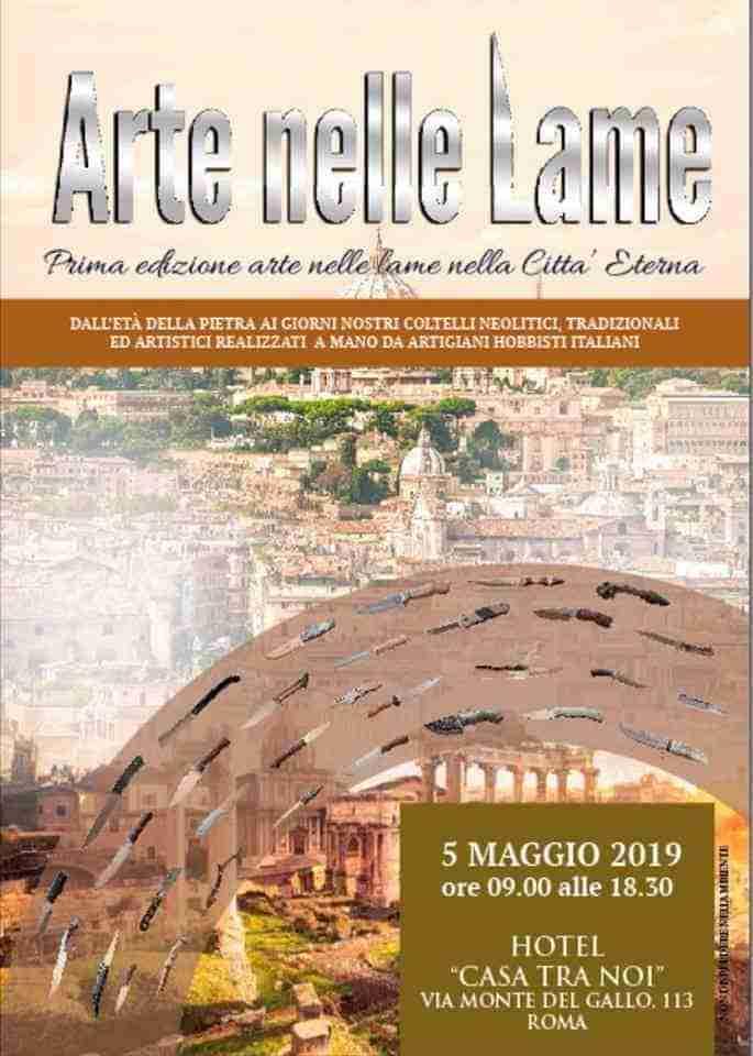 The Arte delle Lame exhibition