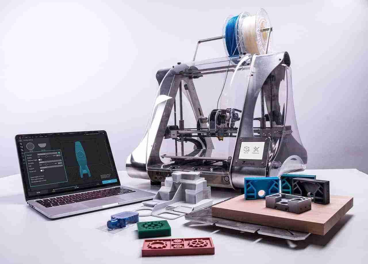 La stampa 3D per knifemaker, La stampa 3D per knifemaker