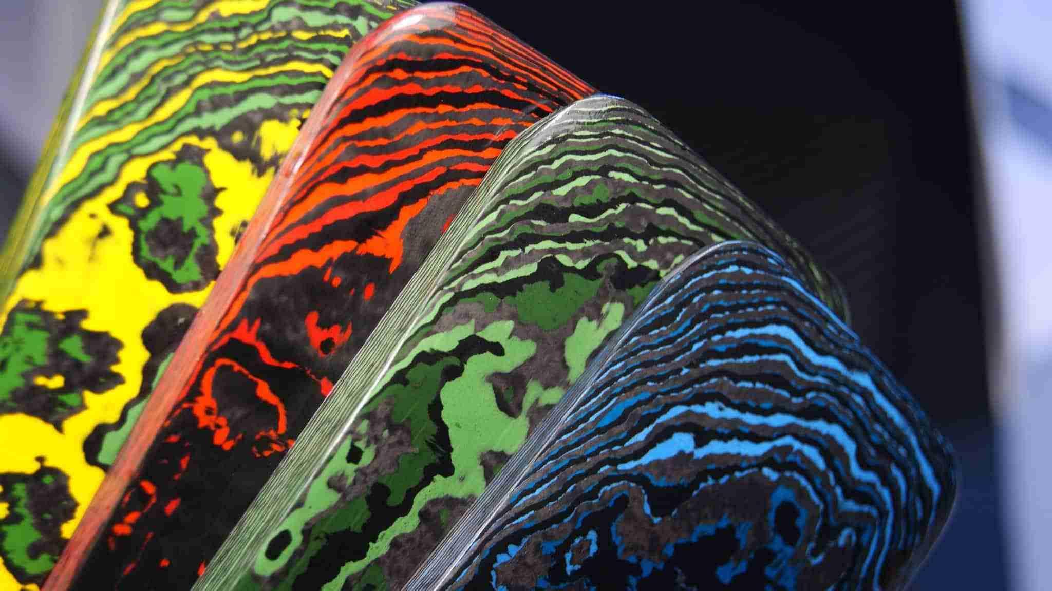 Fat Carbon Materials