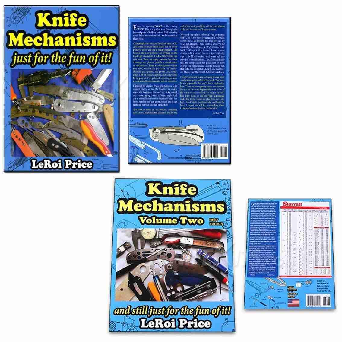 Knife Mechanisms di LeRoi Price
