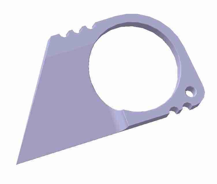 Mini Cutter Ring Knife