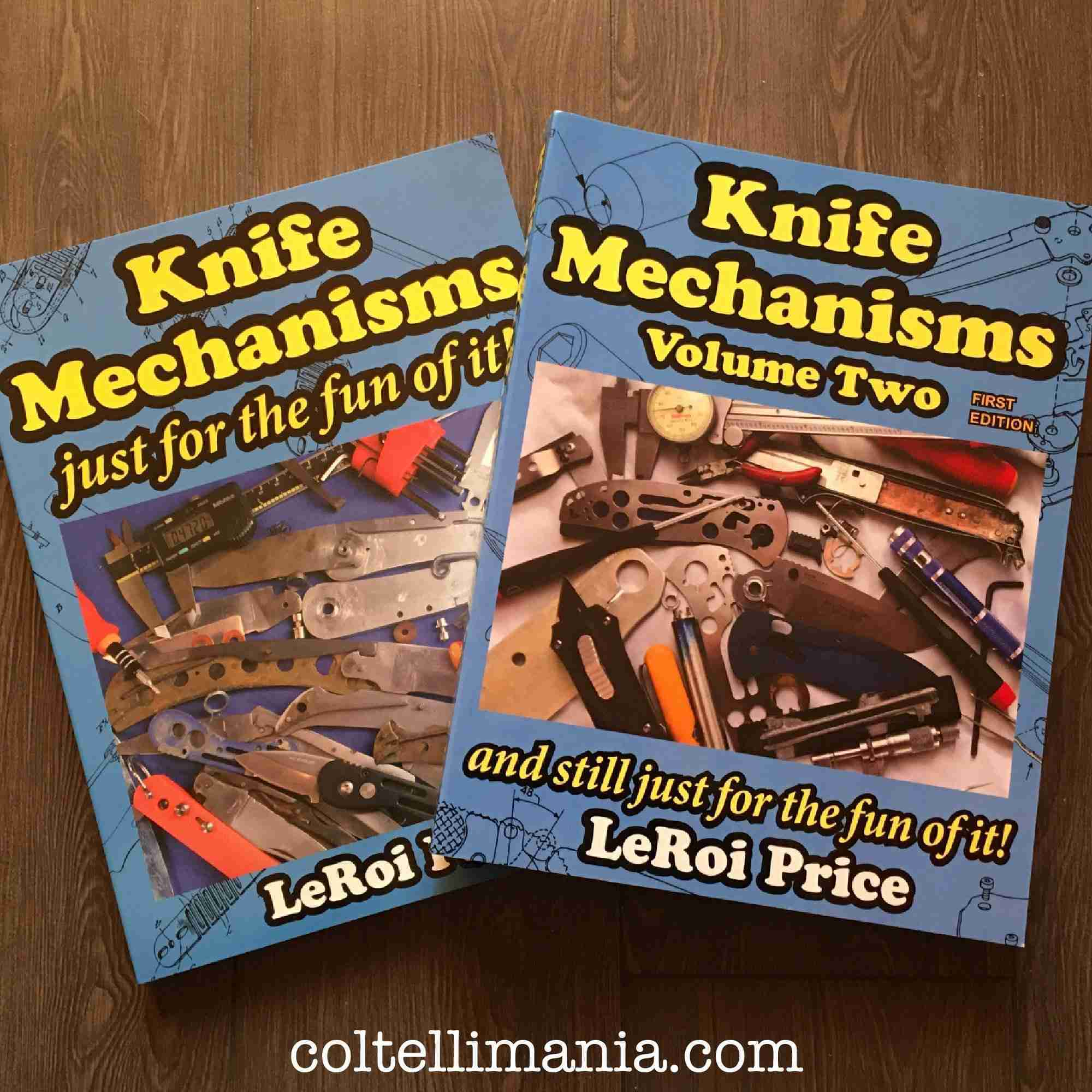 Knife Mechanisms di LeRoi Price