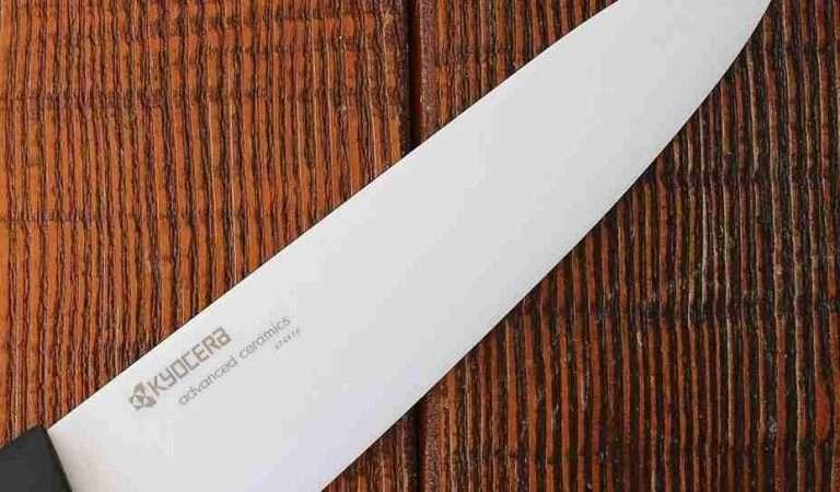 Affilare coltelli in ceramica